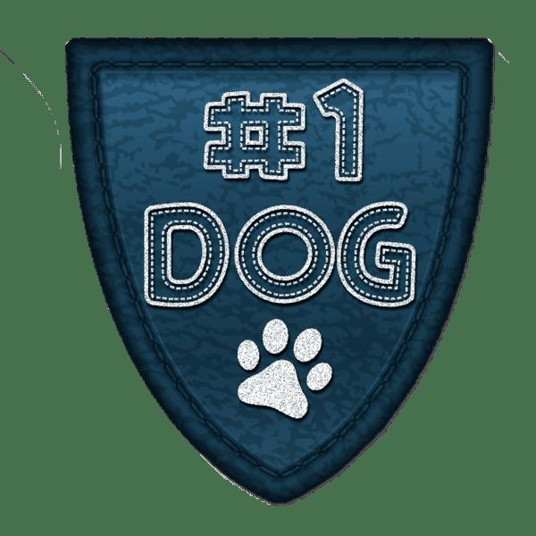 Dog Themed Badges