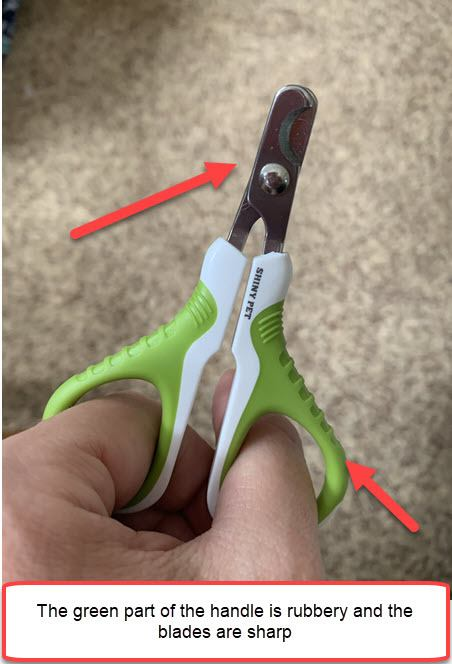 good quality dog nail clippers