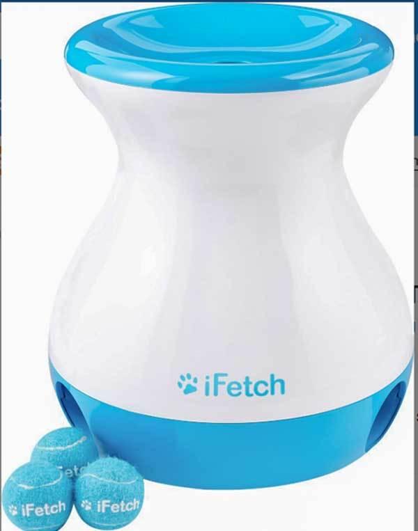 iFetch Mini Frenzy Dog Toy
