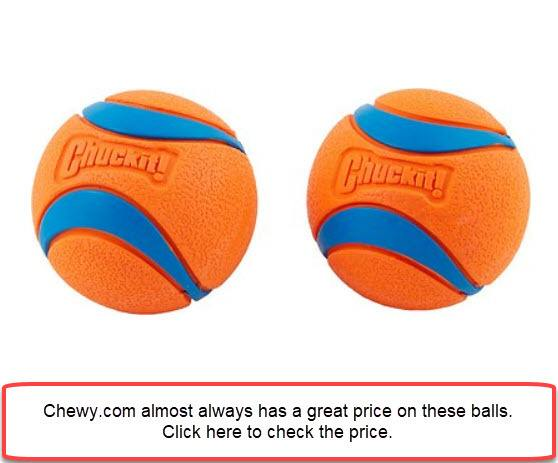 chuck it balls