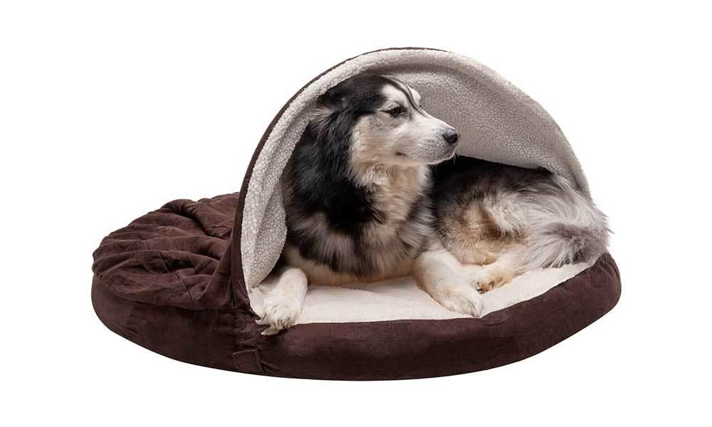 Blanket Dog Bed by Furhaven