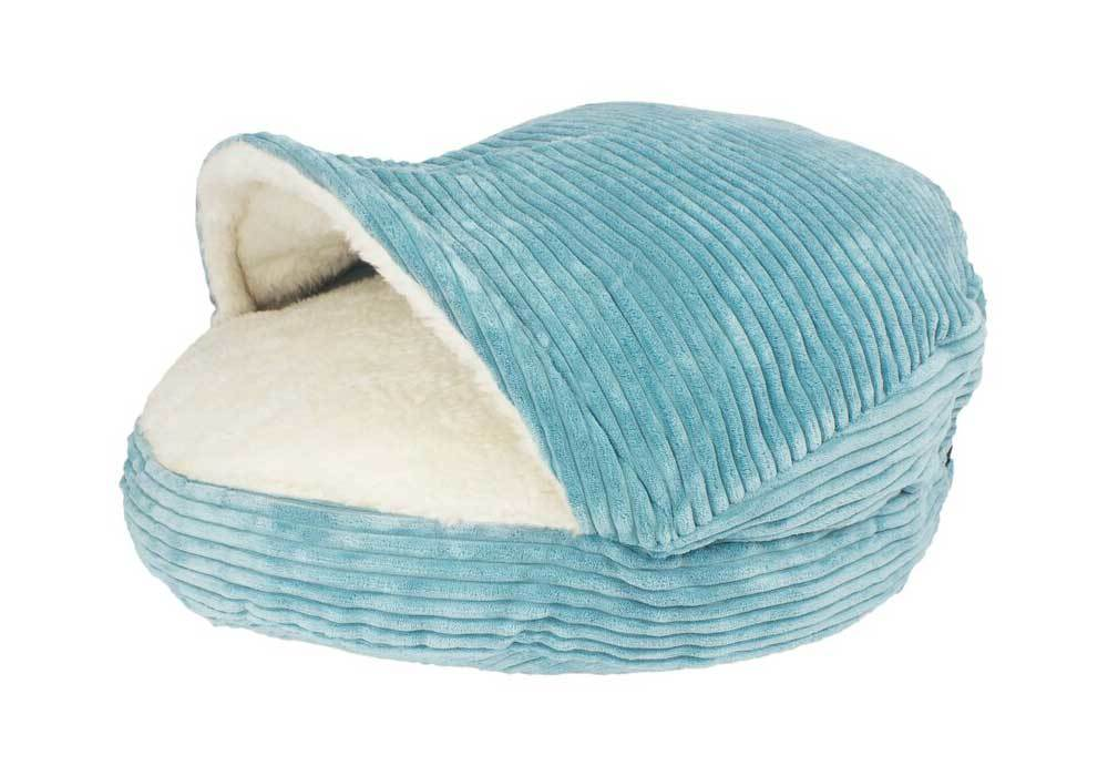 Sherpa-Lined Dog Bed by Burton Corduroy