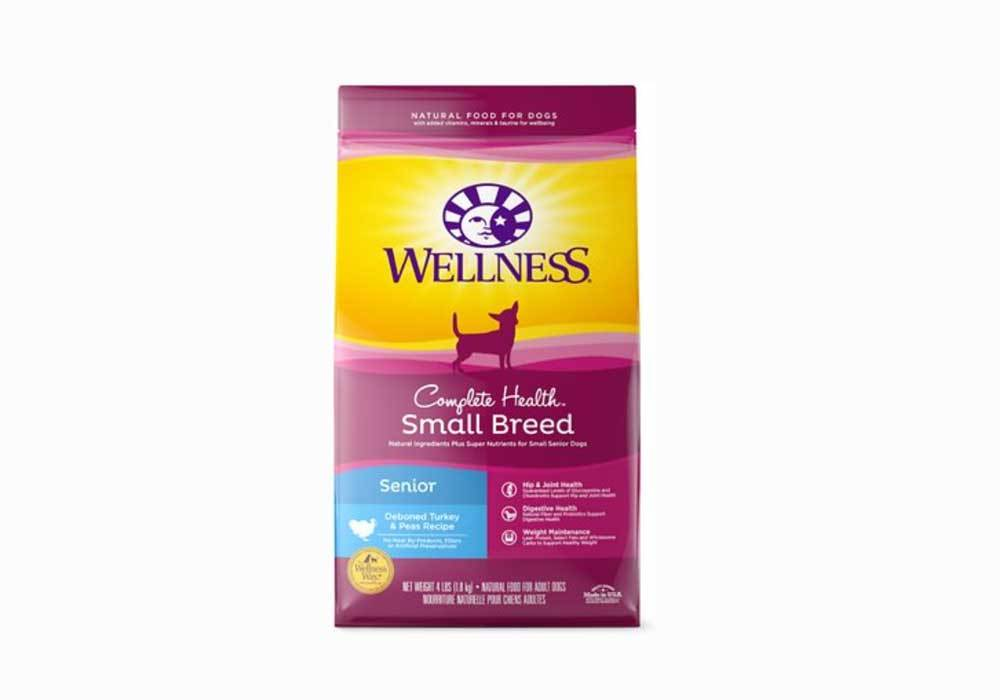 Small Breed Dry Dog Food by Wellness
