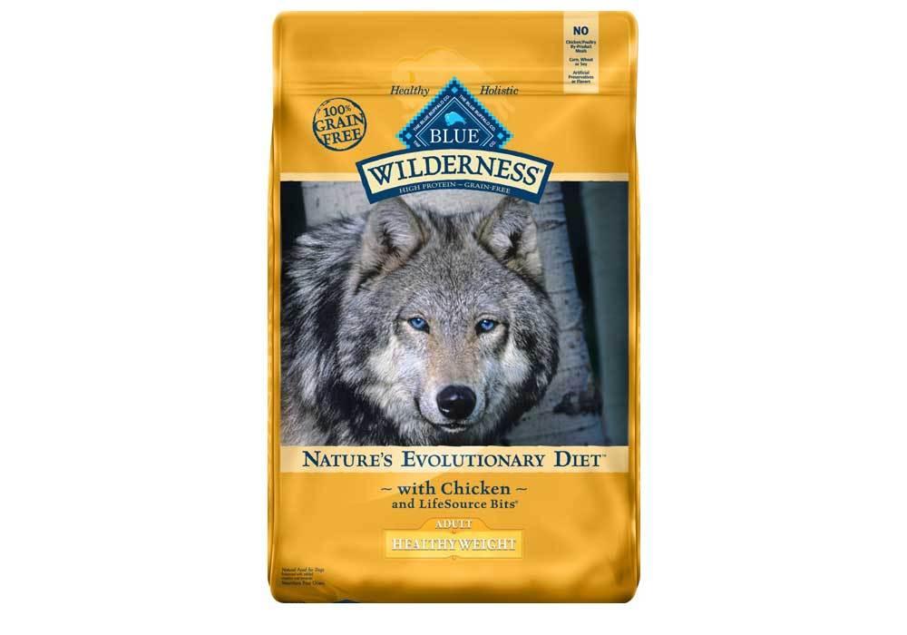 Healthy Dog Food by Blue Buffalo