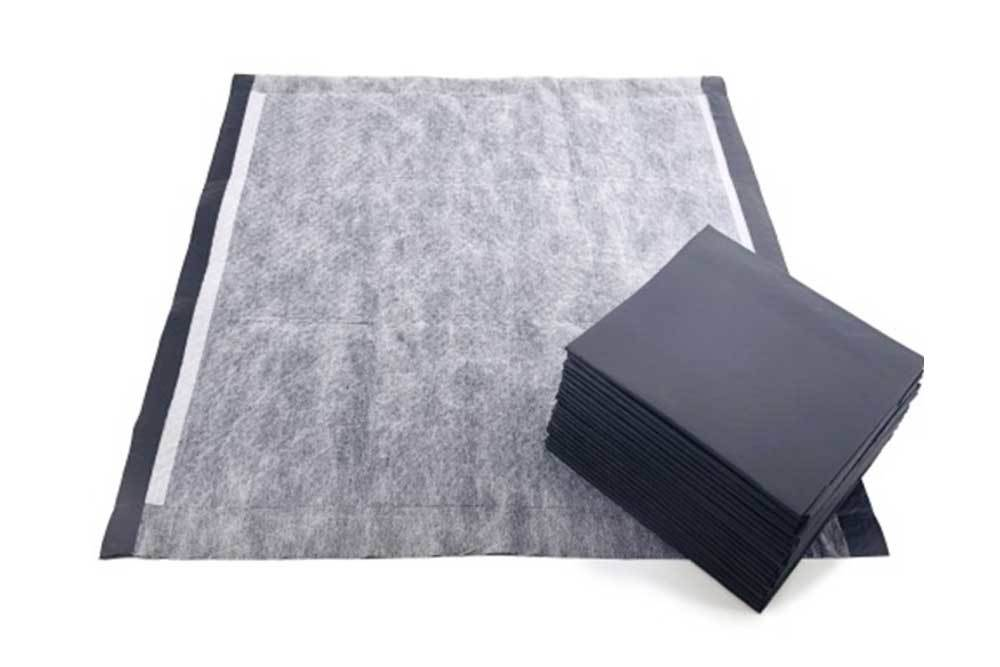 Activated Carbon Puppy Pads by ValuePad