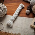 Cotton rope for dog toy