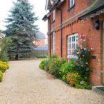 Garden of a UK home